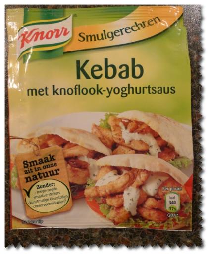 knorr kebab