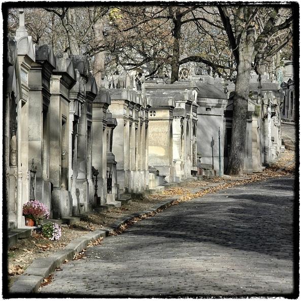 Pere Lachaise Paris 02