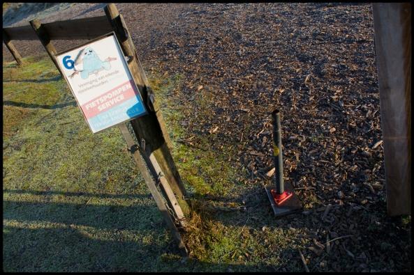 Ameland fietspomp