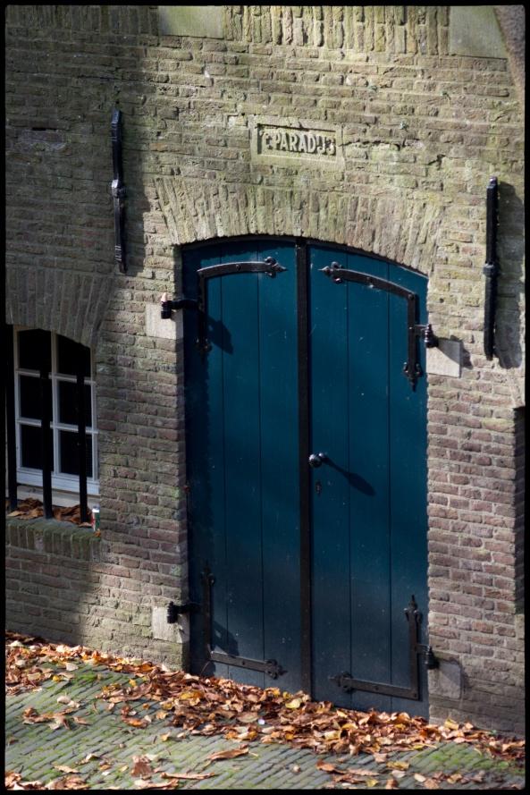Paradijs Nieuwegracht