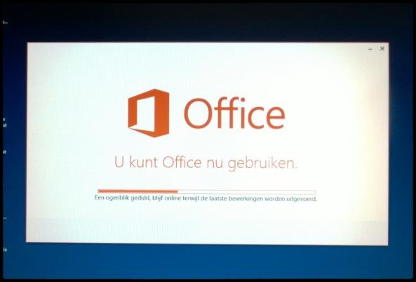 office_gebruiken