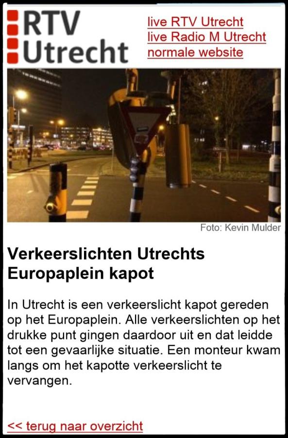 Utrechts nieuws