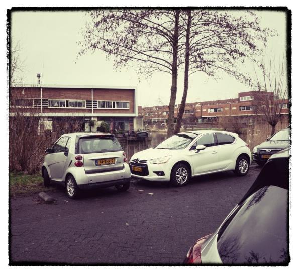 Romeins parkeren