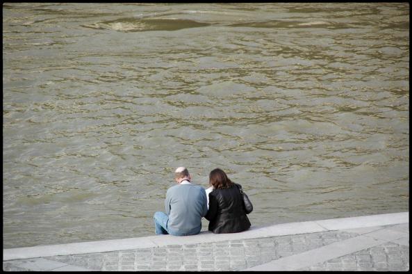 Waar is de rivier