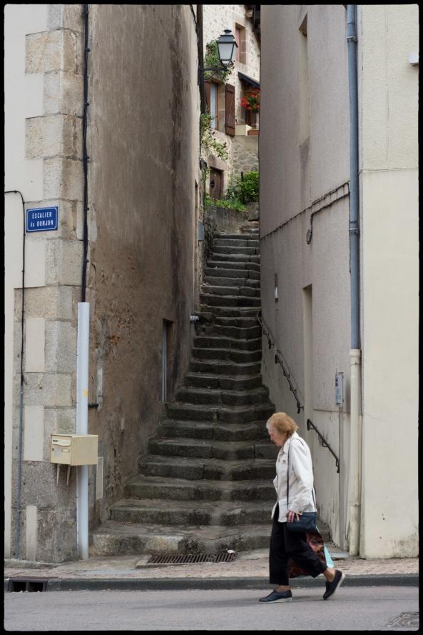 Escalier du Donjon