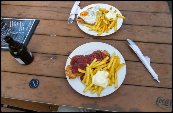 Mittagstisch in Duisburg