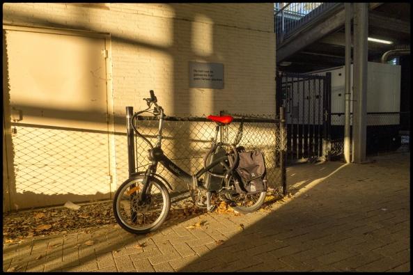 Dit is geen fiets